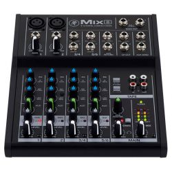 MACKIE Mix8 8-Channel Mixer