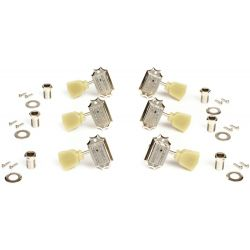 GIBSON MH010 VINTAGE NICKEL MACHINE HEADS