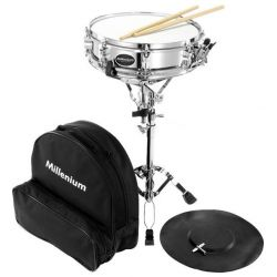 MILLENIUM SD17 SNARE DRUM STARTER KIT