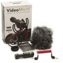 RODE VIDEO MICRO ON-CAMERA