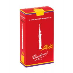 VANDOREN JAVA RED SOPRAN SAX 2,5