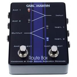 C.M ROUTE BOX
